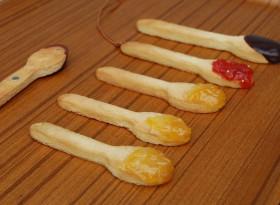 スプーンクッキー マーマレード