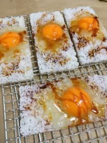 卵かけごはん食品サンプルスマホケース